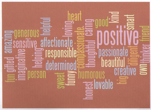 positive qualities